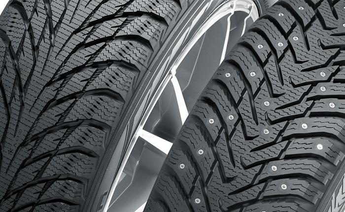 Зимняя резина липучка требует определенных навыков вождения.