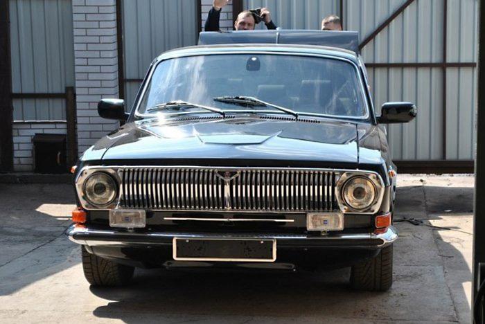 ГАЗ-24 Волга на базе BMW E39