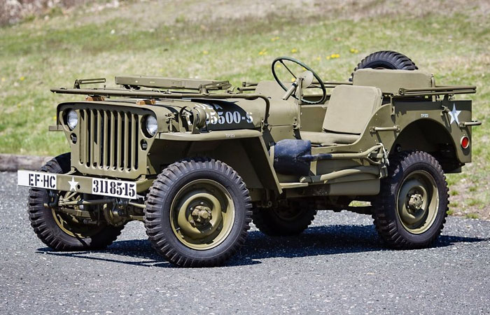 Willys MB Jeep «Виллис»