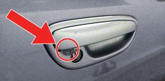 Внимание, опасность: Что делать, если вы заметили монету в ручке двери автомобиля
