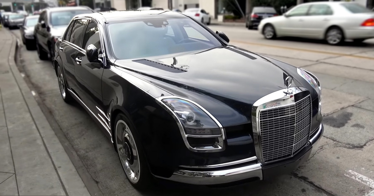 Mercedes benz s600 royale for Mercedes benz royale