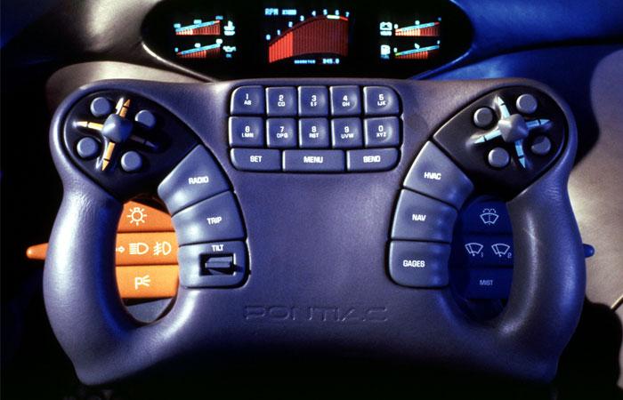 Pontiac Pursuit (1987)