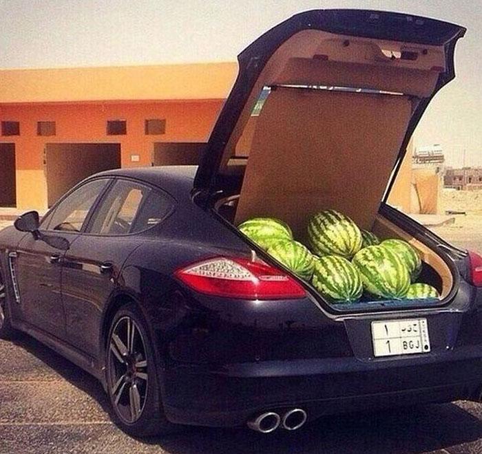 Удивлю новой машиной всех наших с рынка