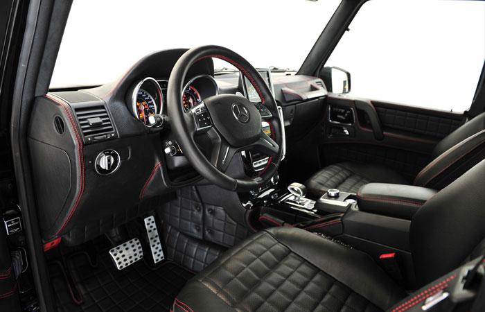 Brabus G800 iBusiness: впечатляющий тюнинг Mercedes-Benz G 65 AMG