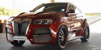 BMW X6 AG Alligator: самый неудачный тюнинг в истории бренда