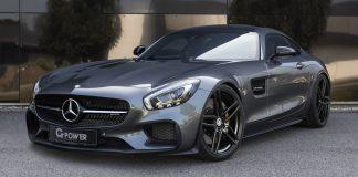 Mercedes-AMG GT от G-Power