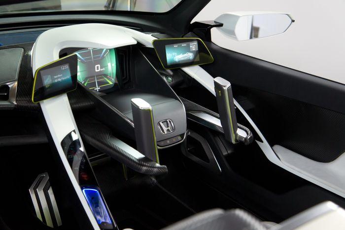 Honda EV-STER (2011)