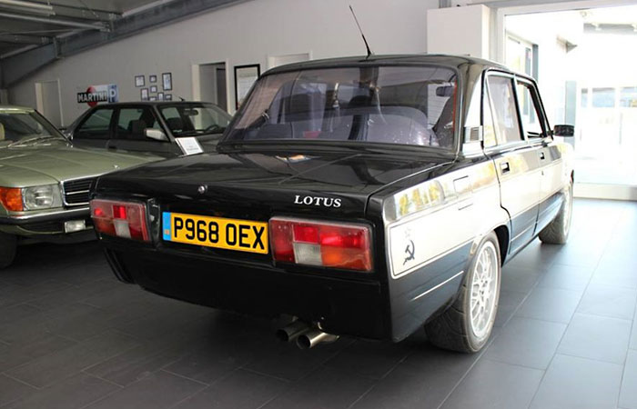 Lada Riva из Top Gear.