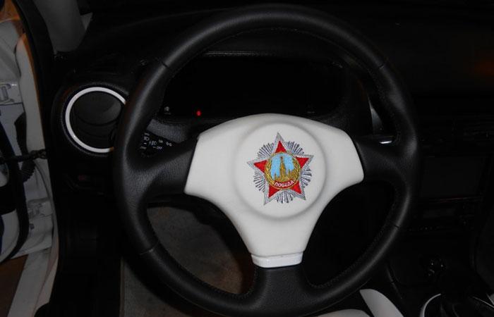 ГАЗ MARK «Победа-RX II-8»