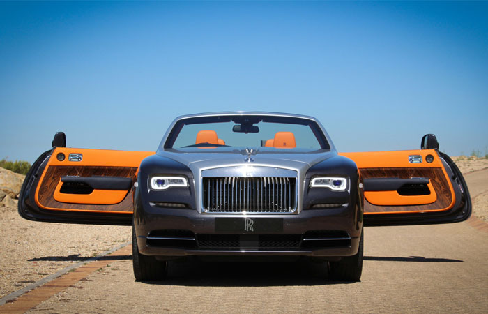 Rolls-Royce Dawn 2016