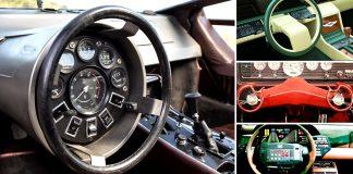 22 рулевых колеса, которые взрывают мозг водителя