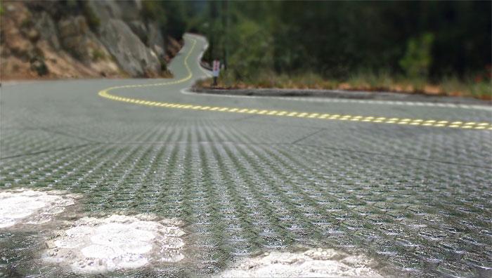 Автомобильные дороги из солнечных батарей обеспечат электричеством Францию