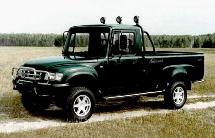 ГАЗ-2308 «Атаман», 1995 год