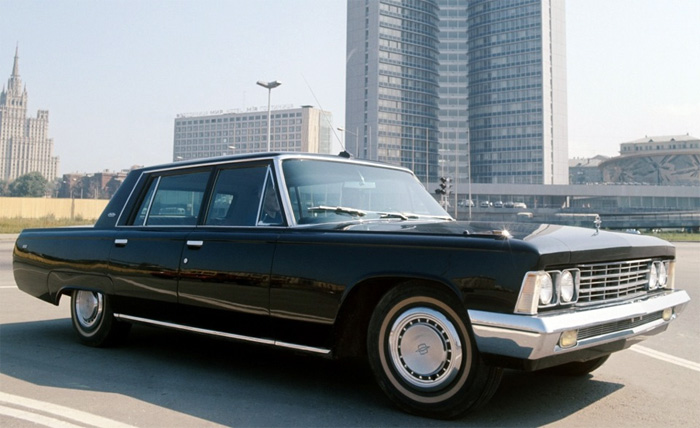 ЗИЛ-117, 1972 года выпуска, г. Москва, 15,14 млн. рублей