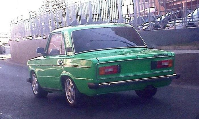 Самый короткий ВАЗ-2106