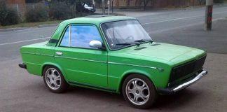 Cамый короткий ВАЗ-2106.