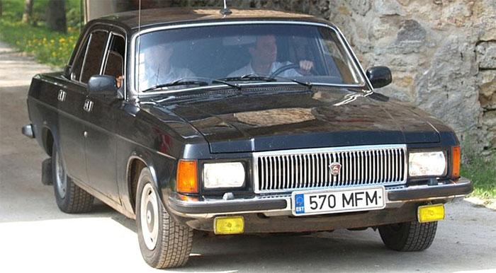 Один из лучших автомобилей СССР, который шел на экспорт - ГАЗ-31013