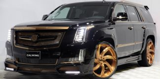 Cadillac Escaladec