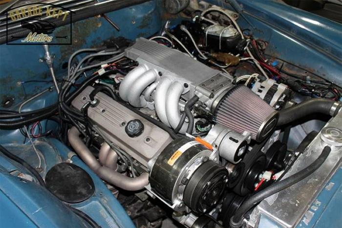 Mercedes-Benz 250SE 1968