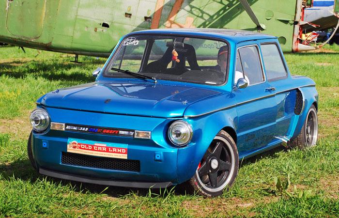 Сделан в Гараже: мастер успешно совместил BMW и «Запорожец»