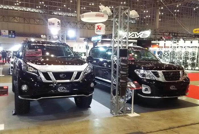 Toyota Land Cruiser Prado от Kuhl Racing.