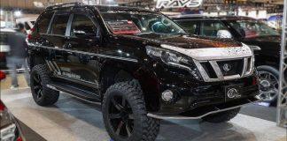 Toyota Land Cruiser Prado вышла на новый уровень в обвесе Kuhl Racing