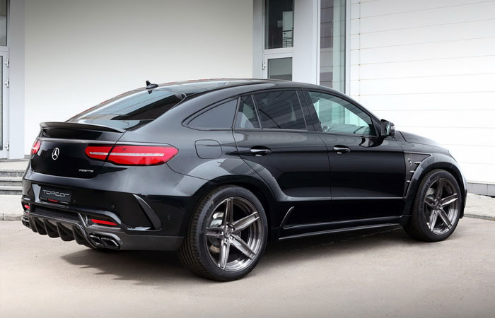 Mercedes GLE Coupe Inferno