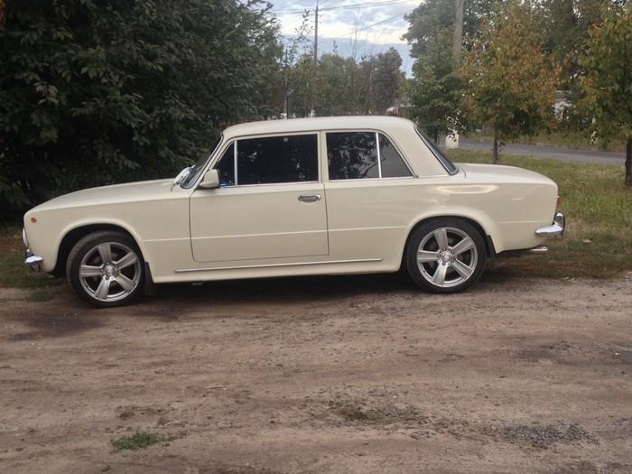 Обычную «копейку» превратили в крутое купе с начинкой от BMW