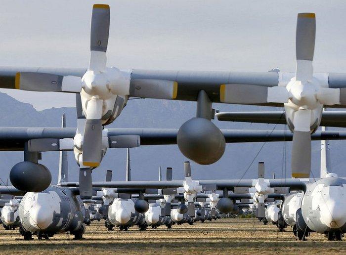 Военно воздушная база США Davis-Monthan Air Force