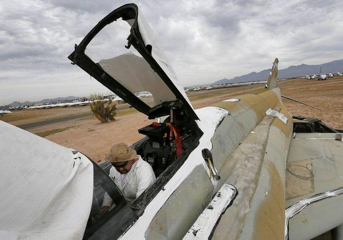 Американская воздушная база Дэвис-Монтан