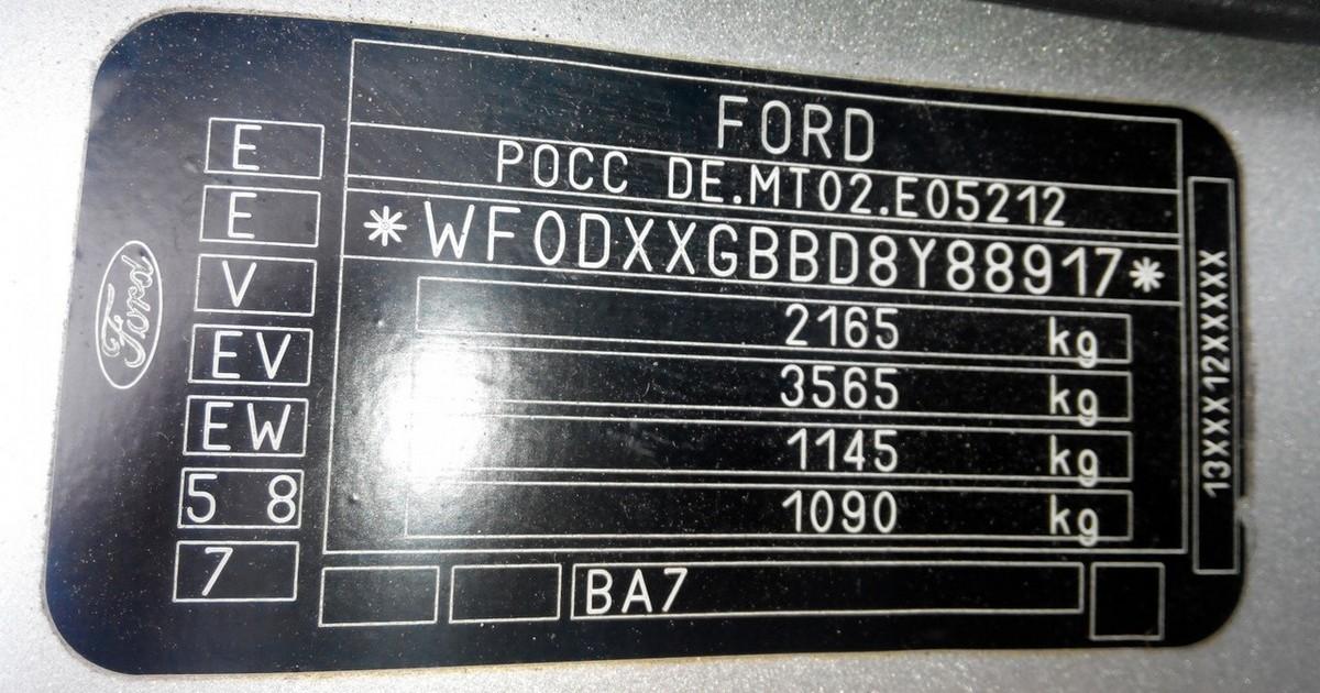 Как узнать марку автомобиля по VIN коду