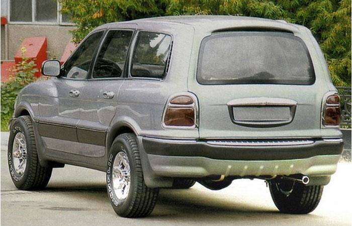 ГАЗ-3106 «Атаман-2» 2000 года