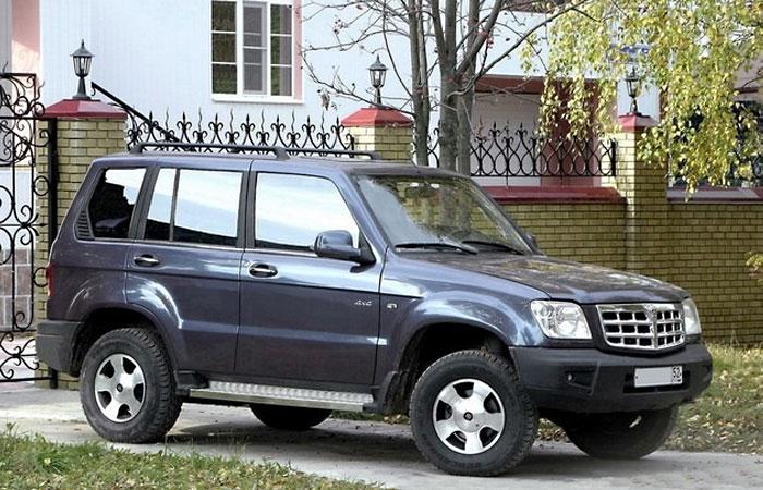 ГАЗ-3106 «Атаман-2» 2006 года