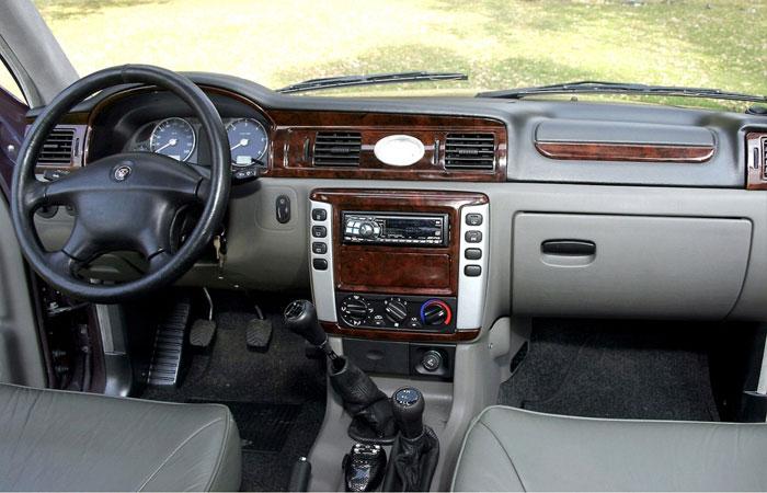 ГАЗ-3106 «Атаман» 2004/ 2005 гг.