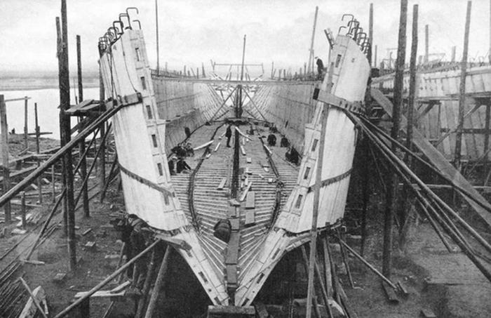 Корабли из бетона купим цемент оптом в москве