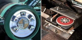 Странные автомобильные опции: часть 1