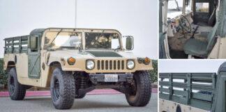 Humvee-M998