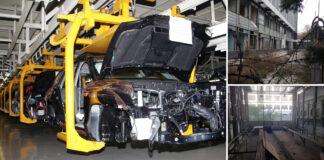Автомобильные заводы