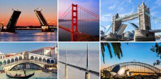 15 самых узнаваемых мостов